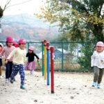 自然の中で子どもの自主性をのびのびと育む。幼保連携型認定こども園あまだのみやちどりこども園